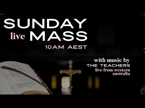 SUNDAY MASS Live (Good Shepherd Sunday - May 3)