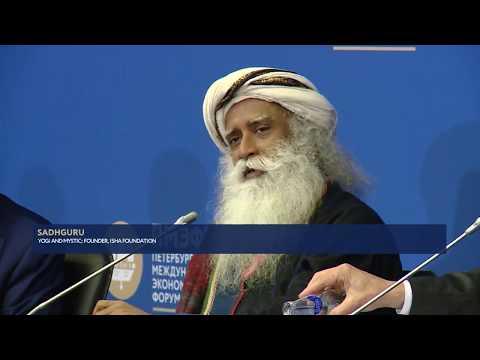 Sadhguru SPIEF '18 - A new Philanthropic ecosystem to underpin sustainable social development