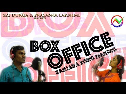 BOX OFFICE MAKING VIDEO SONG BANJARA# N CHANNEL BANJARA