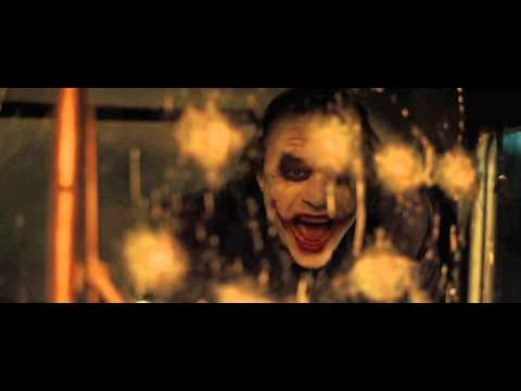 The Dark Knight Trilogy Tribute - City - Hollywood Undead