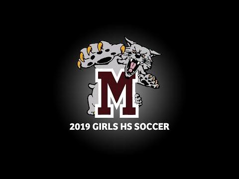 2019 PIAA District 3 Championship - Girls Soccer