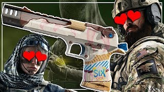 The Deagle Is So Overpowered Now - Rainbow Six Siege Operation Phantom Sight
