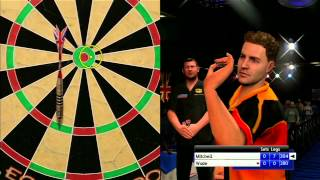 PDC World Championship Darts Pro Tour Part 6 - UK OPEN FINAL