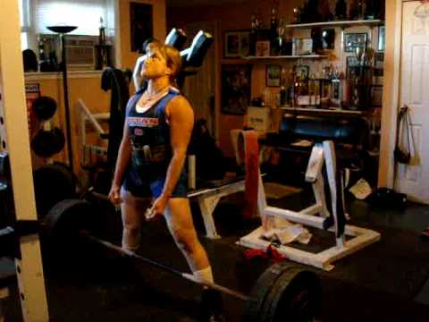 gym in living room stein deadlift 380 lbs 9 19 09 at the living room 14696