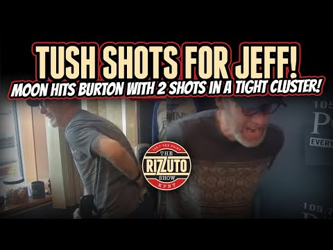 MOON hits BURTON with 2 TUSH SHOTS in a tight cluster for losing WEEK 4 of the Pick Em Challenge