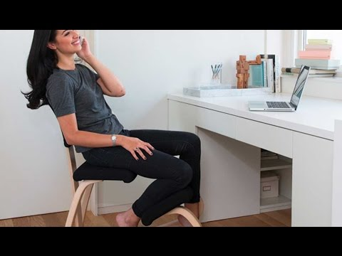 Ergonomic Chair Kneeling Review Walmart Recliner Covers Chairs Good For You