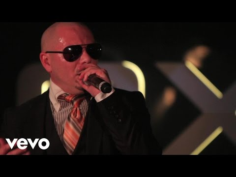 Pitbull - Bon Bon (Live at AXE Lounge)