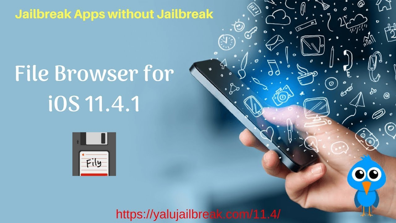 File Browser for iOS 11 4 1 [Jailbreak Apps without Jailbreak]
