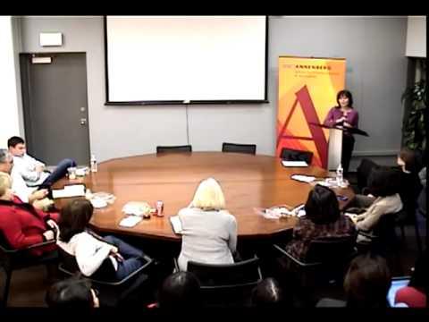 Journalism Director's Forum - Sylvia Lopez