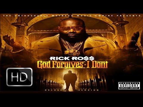 """RICK ROSS (God Forgives I Don't) Album HD - """"Triple Beam Dreams"""""""