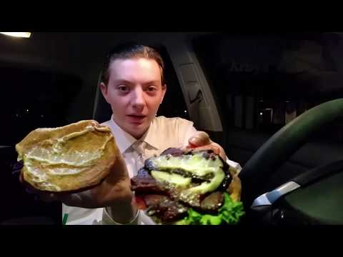Arby's Triple Thick Brown Sugar Bacon BLT - Food Review