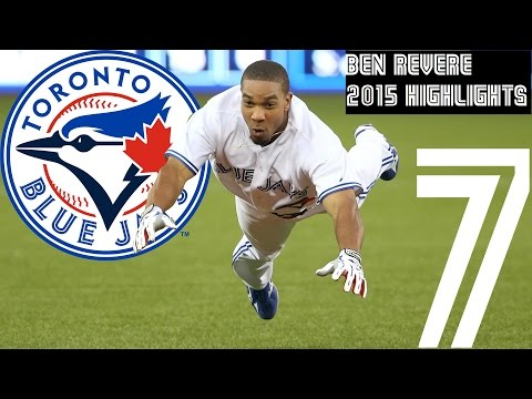 Ben Revere | Toronto Blue Jays | 2015 Highlights Mix | HD