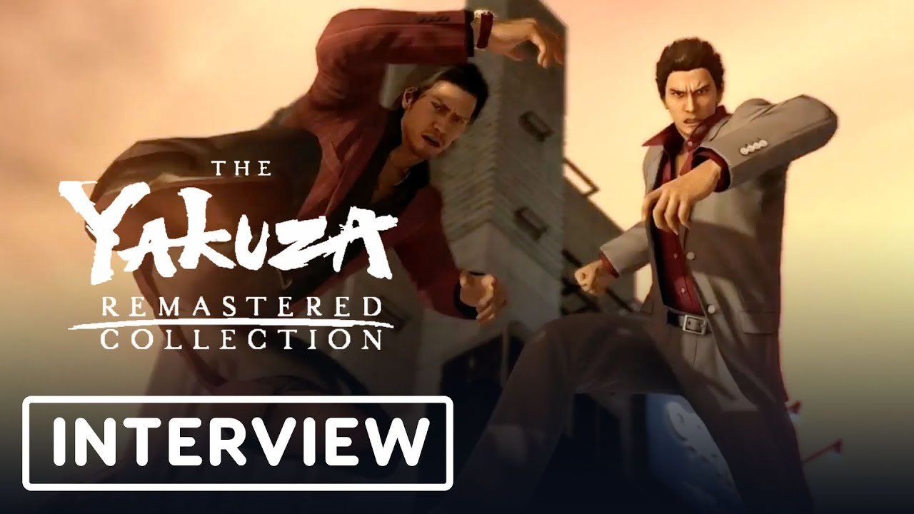 Ps4 Yakuza Remastered Collection Physical Release Date Cut