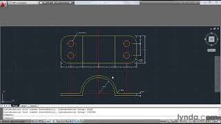 This AutoCAD tutorial shows how to create custom ribbon tabs and pa...