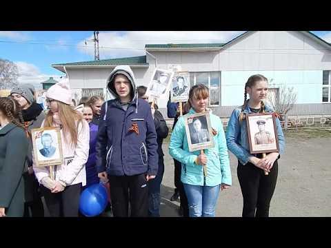 Митинг 9 мая 2019 года в Козульке