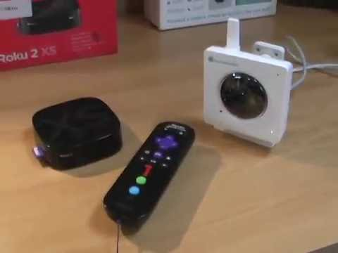 Roku Hacks and Reviews - Y-Cam Homemonitor HD