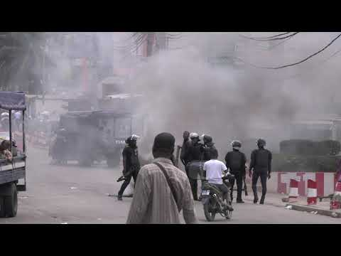 Manifestations politiques: le point de la situation a Abidjan Nord