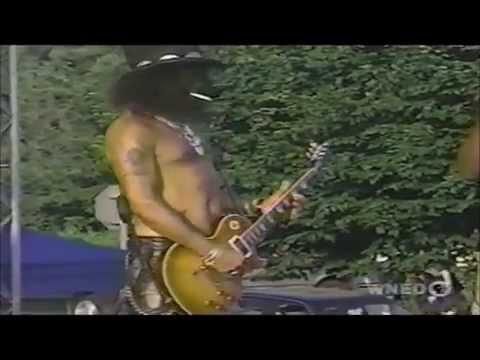 Slash's Snakepit Buffalo 2001 Full Concert