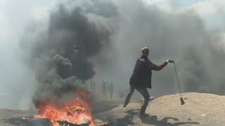What's behind the deadly clashes in Gaza?