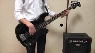 BUMP OF CHICKENのHAPPYを弾いてみました。GOLD GLIDER TOUR 2012の音源...