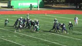 RB Shaquille Murray-Lawrence #20 *SIGNED LOI TO LON MORRIS* Sir Wilfrid Laurier CI (SR Highlights)