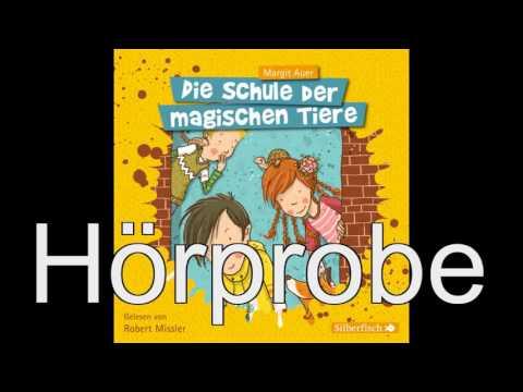 Rabbat und Ida (Die Schule der magischen Tiere - Endlich Ferien 1) YouTube Hörbuch Trailer auf Deutsch