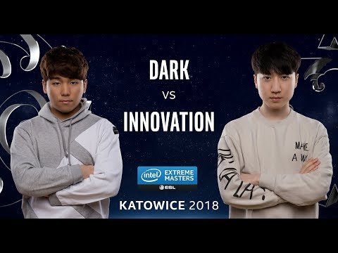 StarCraft II - Dark [Z] vs. INnoVation [T] - Ro24 - Group B - IEM Katowice 2018