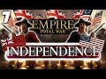 A UNITED ENEMY! Empire Total War: Darthmod  - Road To Independence USA Campaign #7