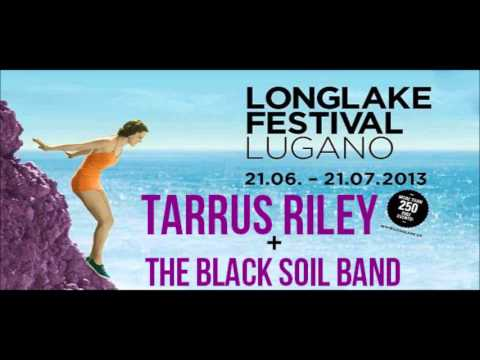 Tarrus Riley & The Black Soil Band  Live in Italy.