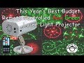 Best Budgeted Stage Laser Light Projector by Jeteven EMS-08 review