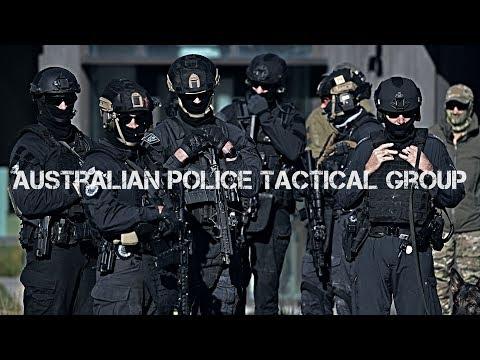Australian Police Tactical Group