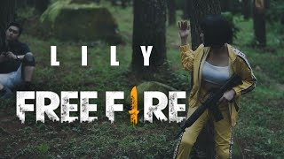 Gambar cover Alan Walker - Lily Versi Free Fire (Full Lyrics)