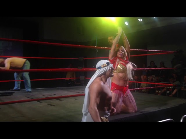 BCW - Sabu w/Super Genie Entrance