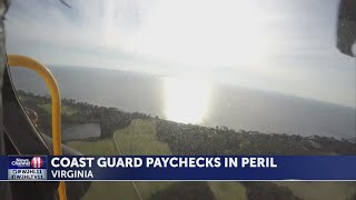 42,000 Coast Guard members working without pay during shutdown
