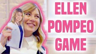 Ellen Pompeo Interview | Best Meredith Grey Quotes Game