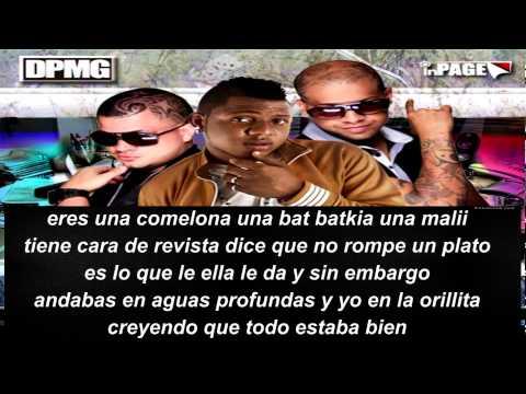 Akim Ft. Jowell & Randy - Entre El Novio Y El Pollo (Official Remix) Con Letra ★REGGAETON 2014★ ✓