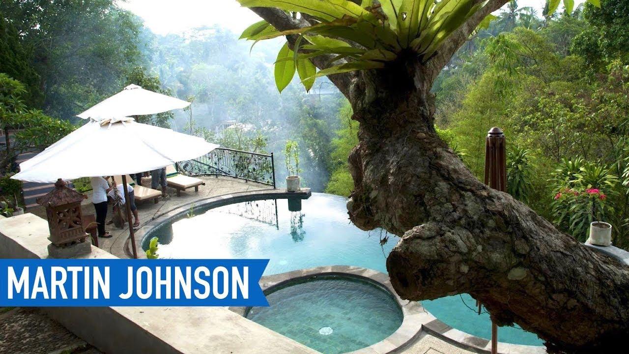 Ubud Dedari Villas Tour Hotels In Bali Youtube