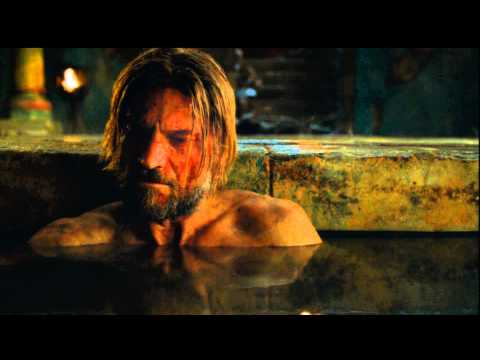 Jamie Lannister recalls the events of Robert's Rebellion with Brienne