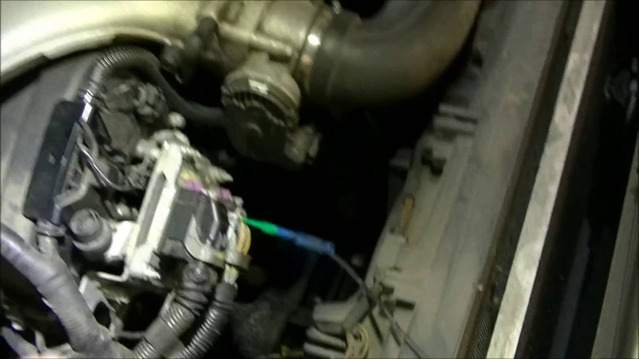 2010 Cadillac Srx Engine Diagram Vz Commodore Misfire Faulty Engine Computer Youtube