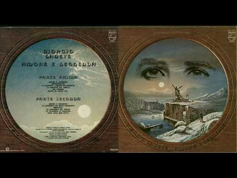 - 1971 - AMORE E LEGGENDA  - FULL ALBUM