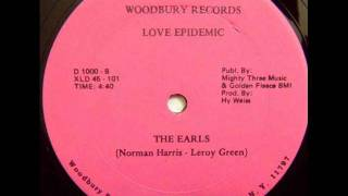 The Earls - Love Epidemic