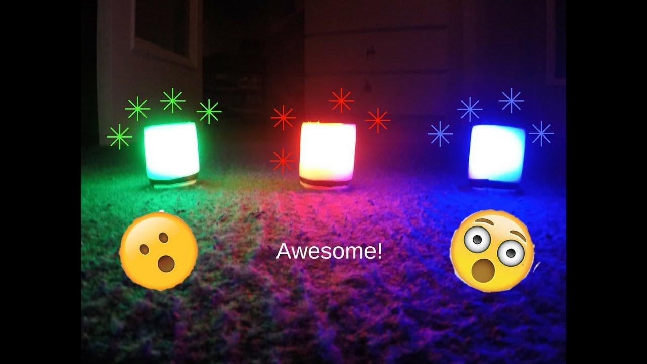 diy party lighting. DIY Mini Party Lights! Diy Lighting