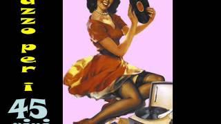45 giri - Milva & Walter Romano - Crudele tango