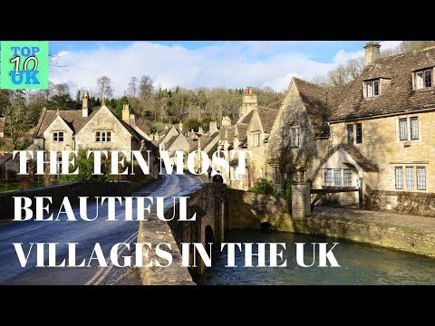 The Ten Most Beautiful Villages In The UK
