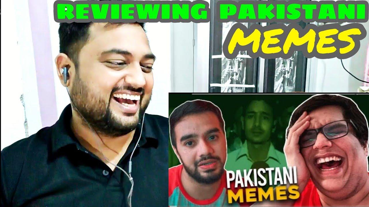 REVIEWING PAKISTANI MEMES ft. @Irfan Junejo | TANMAY BHAT