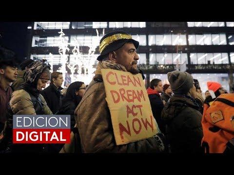 Dreamers piden continuar la lucha para la aprobación del 'Dream Act' en el Congreso