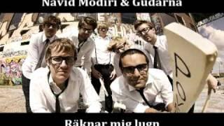 Navid Modiri & Gudarna - Räknar mig lugn (med text)