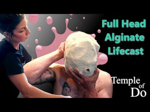 Full Head Alginate