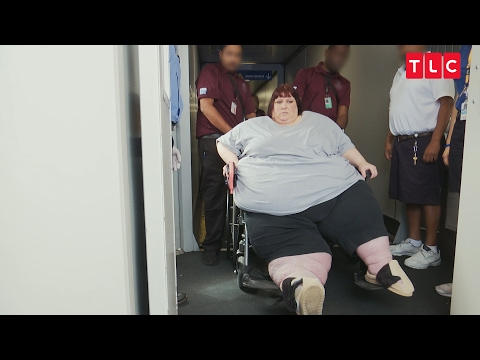 This Woman's Last Chance At Weight Loss Is A Risky Plane Ride Away