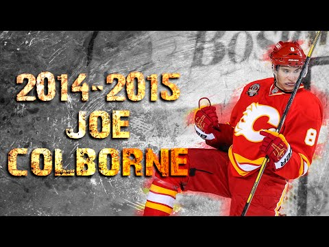 Joe Colborne - 2014/2015 Highlights